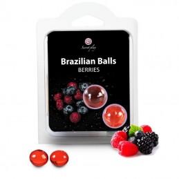 BALLES BRÉSILIENNES FRUITS...