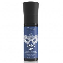 ORGIE GREEK KISS ANALLINGUS...