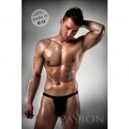 PASSION THONG HOMME BLACK...