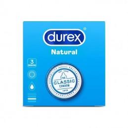 DUREX NATURAL COMFORT 3 UNITÉS